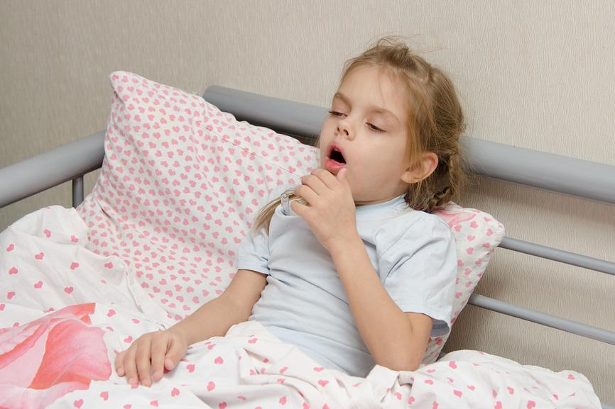симптомы ложного крупа у ребенка