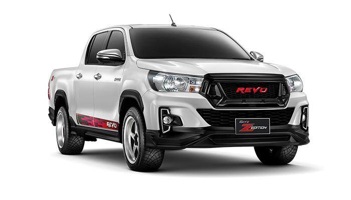 Toyota Hilux Revo Z Edition 2020