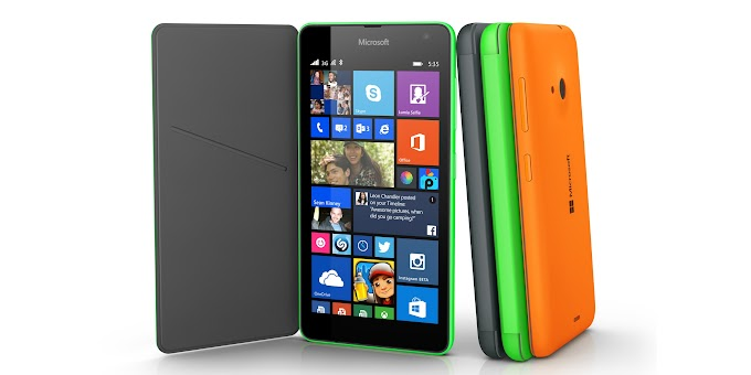 Microsoft Lumia 535 now available in the US for $169
