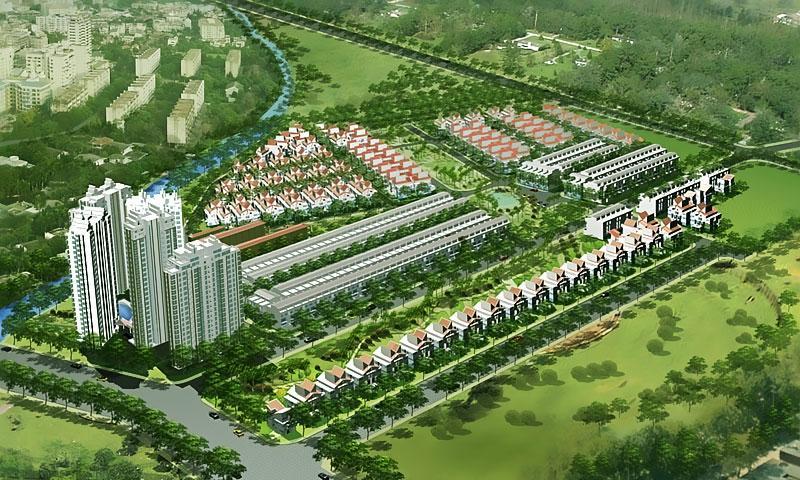 Kết quả hình ảnh cho dự án dân cư Phát Hưng bình dương