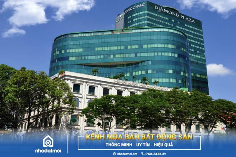 tòa nhà diamond plaza quận 1