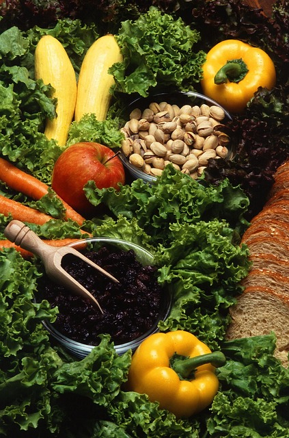 Nuts, Vegetables, Fruits, Plants, Flora