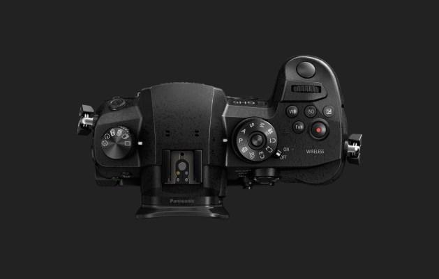 Функциональность фотоаппарата PANASONIC DC-GH5 Body