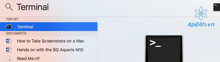Vo hieu hoa tieng khoi dong tren MacBook