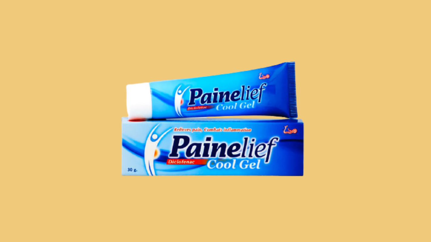 4. Painelief cool gel