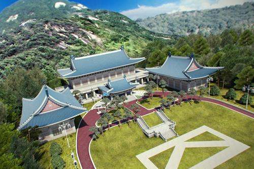 Nhà Xanh Hàn Quốc.