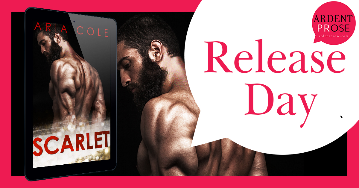 Release Blitz: Scarlet by Aria Cole