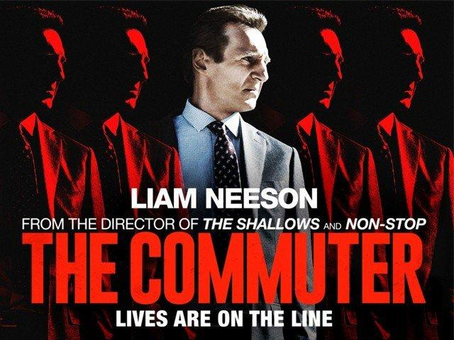 Image result for the commuter imdb