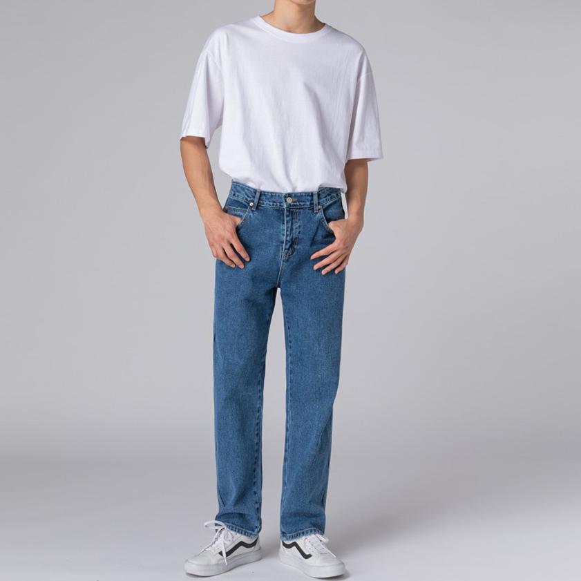 Quần ống rộng nam mặc với áo gì? Cách phối đồ chuẩn men hot trend 2021 1