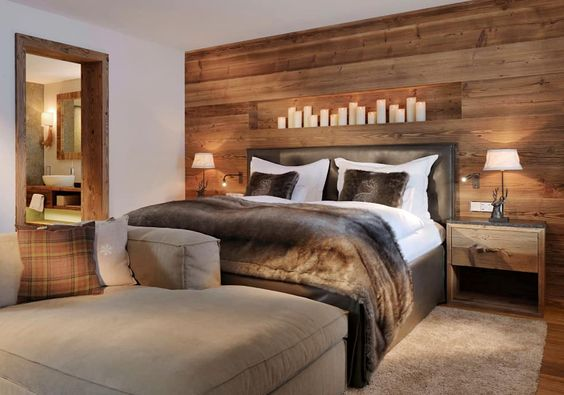 Romantic Small Master Bedroom Ideas for Couples