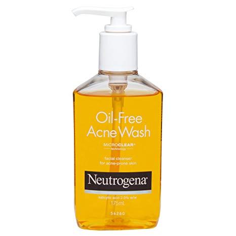 Sữa rửa mặt Neutrogena