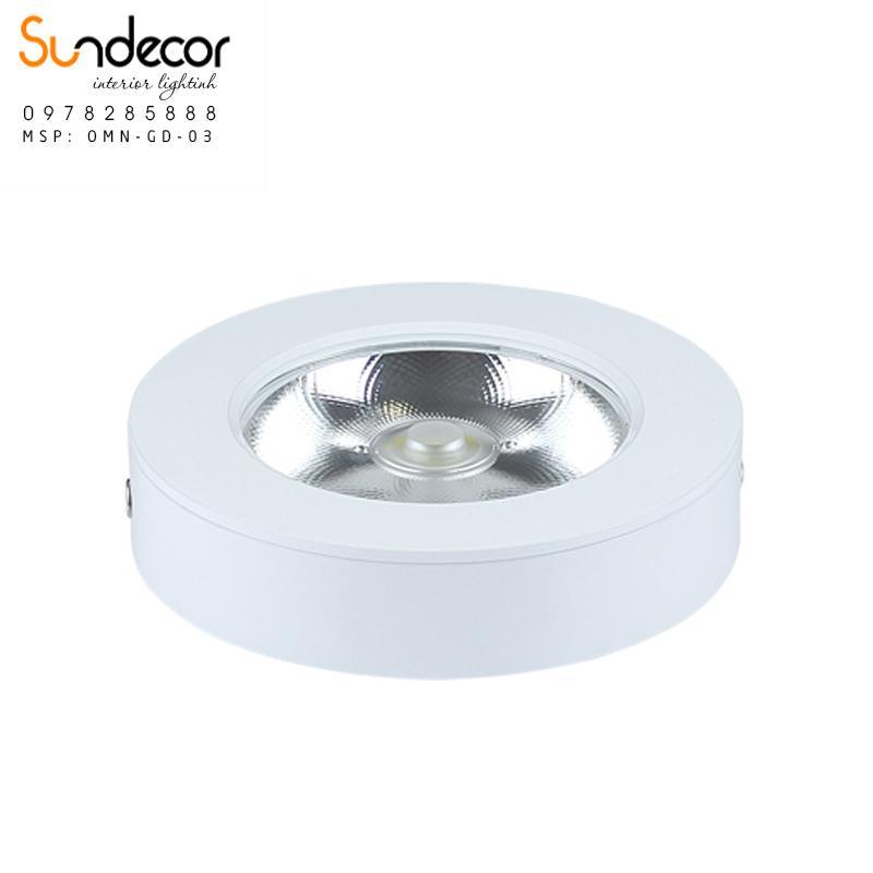 Đèn Trần Ốp Nổi OMN-GD-03