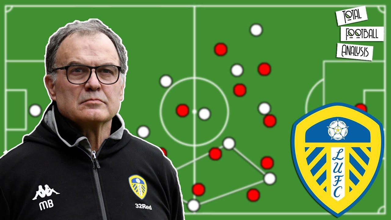 Marcelo Bielsa: His Attacking Tactics at Leeds Explained [Movements &  Rotations] | Tactical Analysis - YouTube