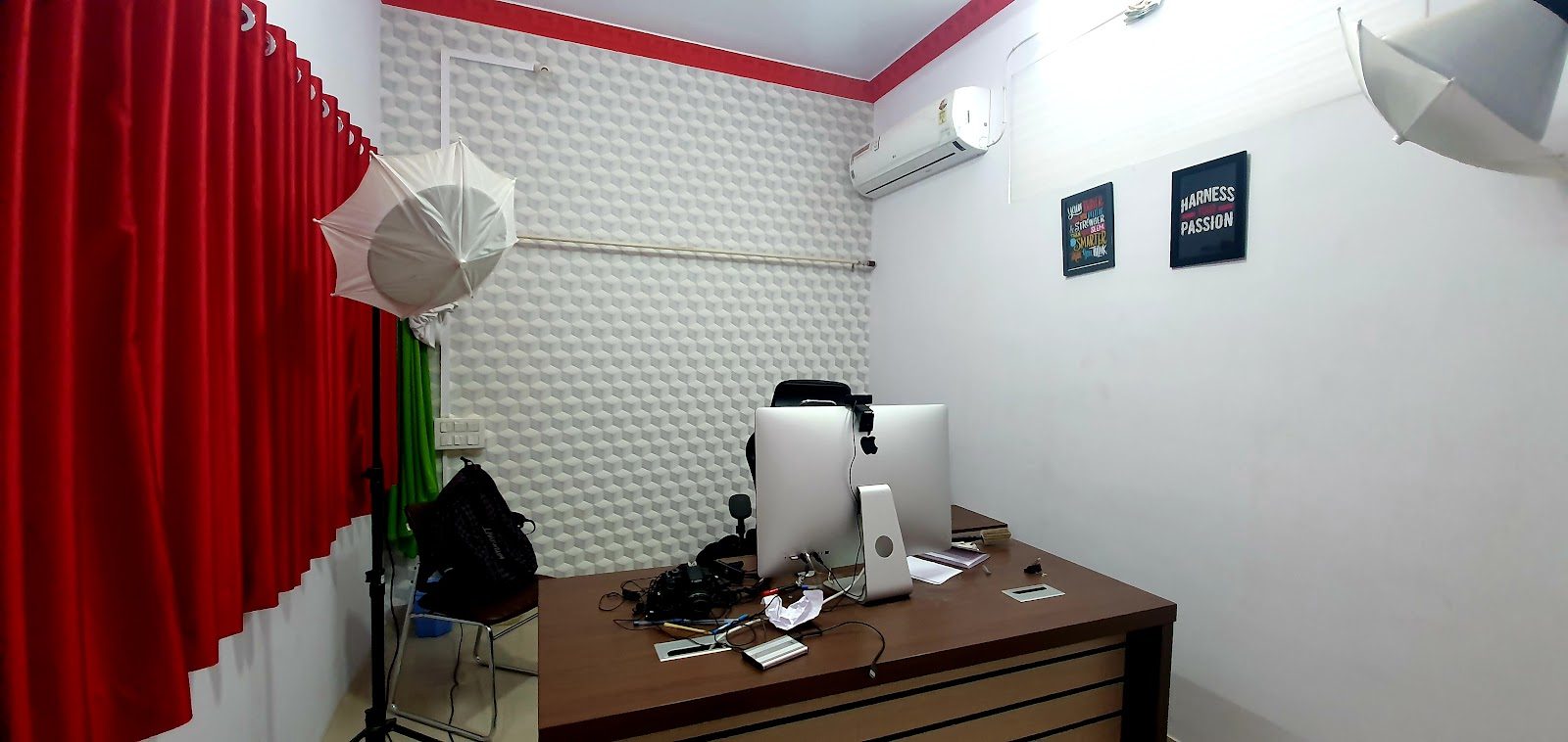 Akshay Hallur Office