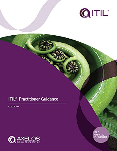 ITIL® Practitioner Guidance by Axelos