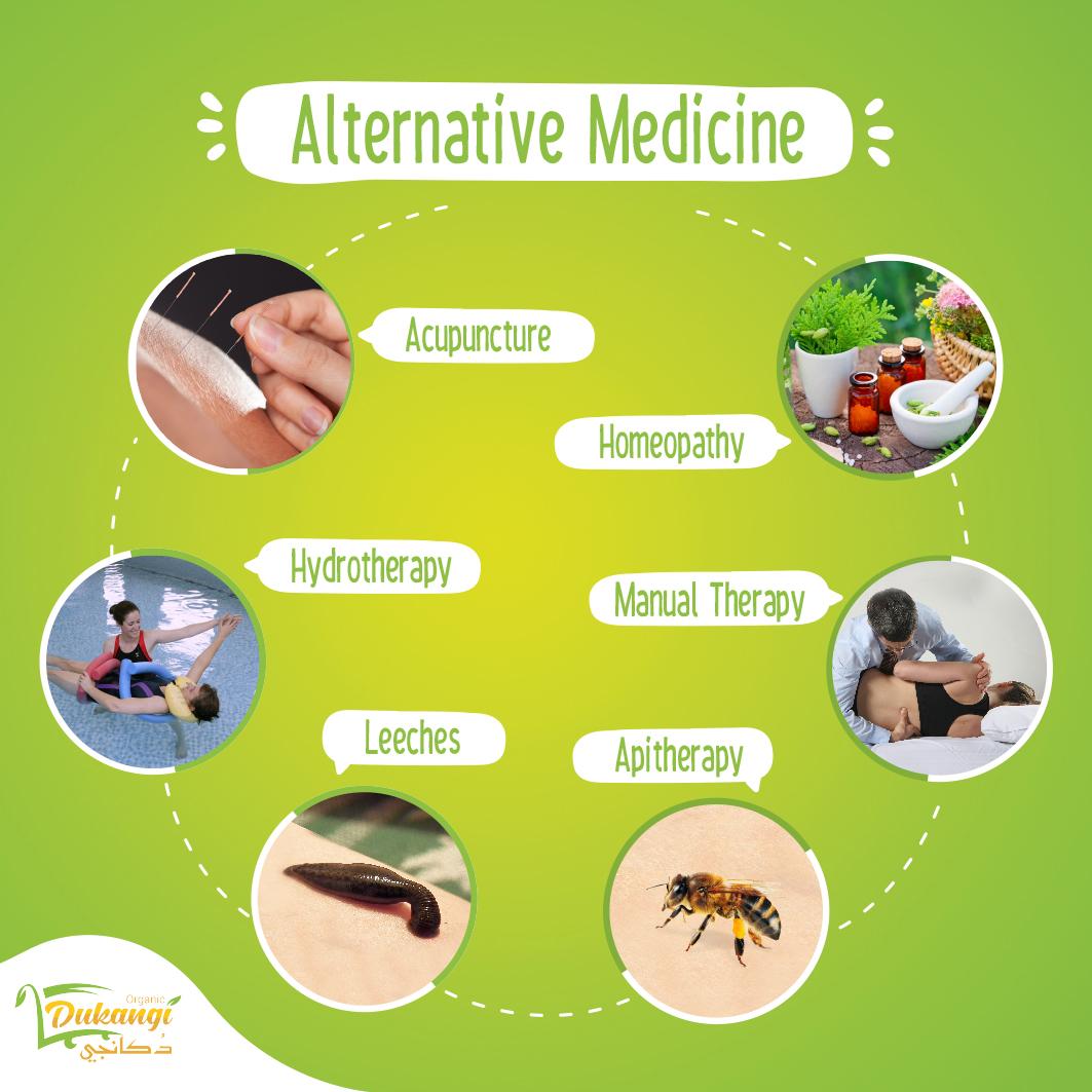 Pharmaceuticals vs. Alternative Medicine