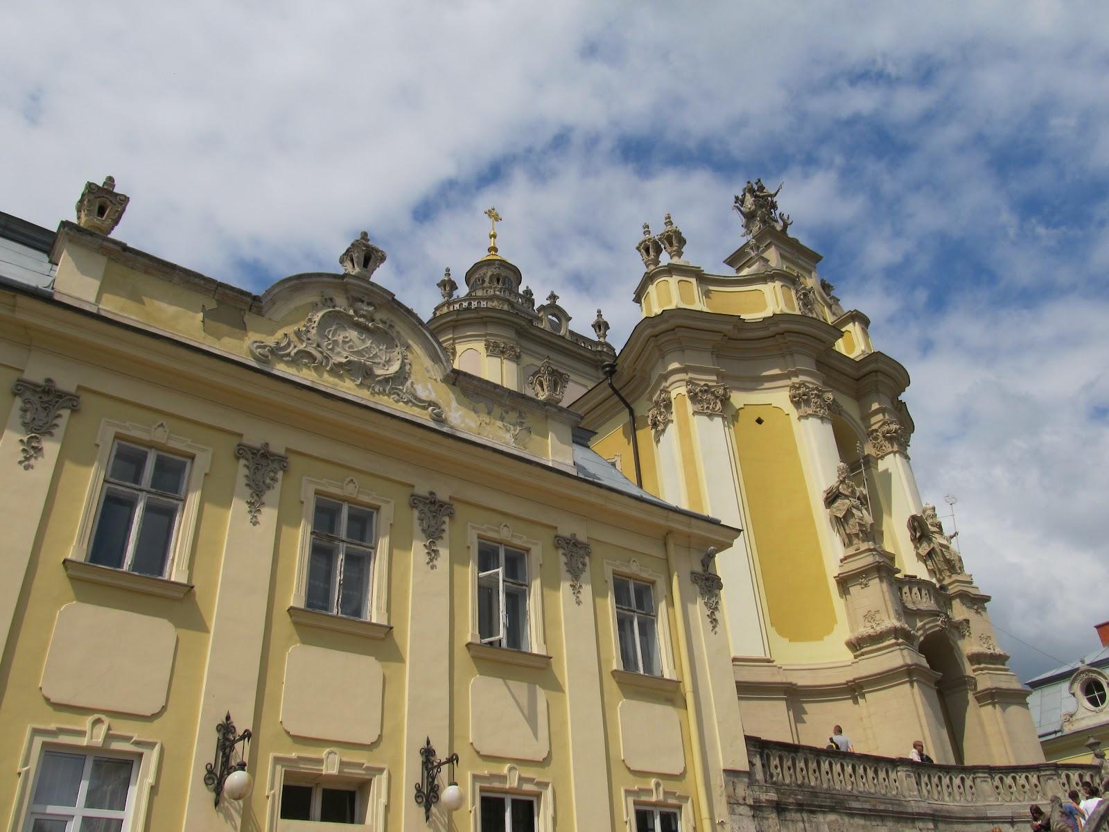 Архикафедральний собор святого Юра у Львові