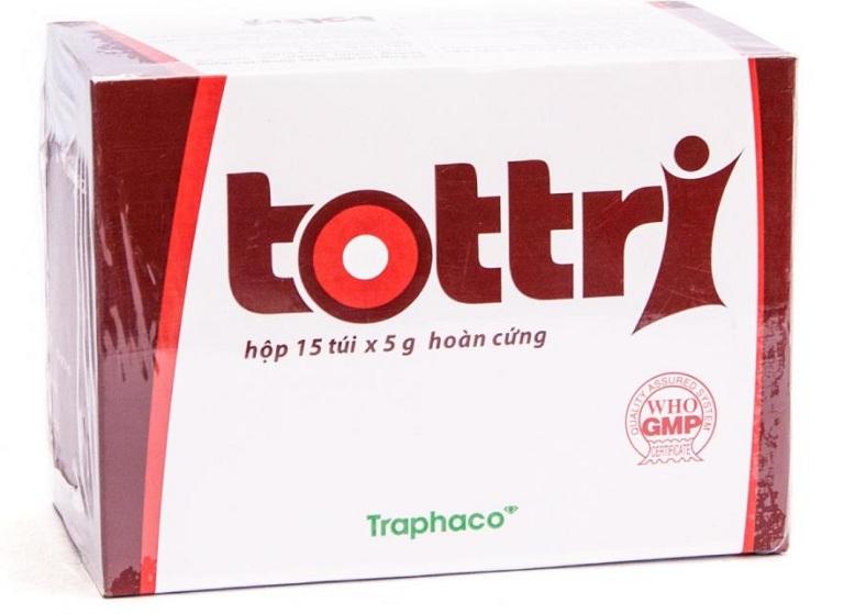Hình ảnh thuốc Tottri