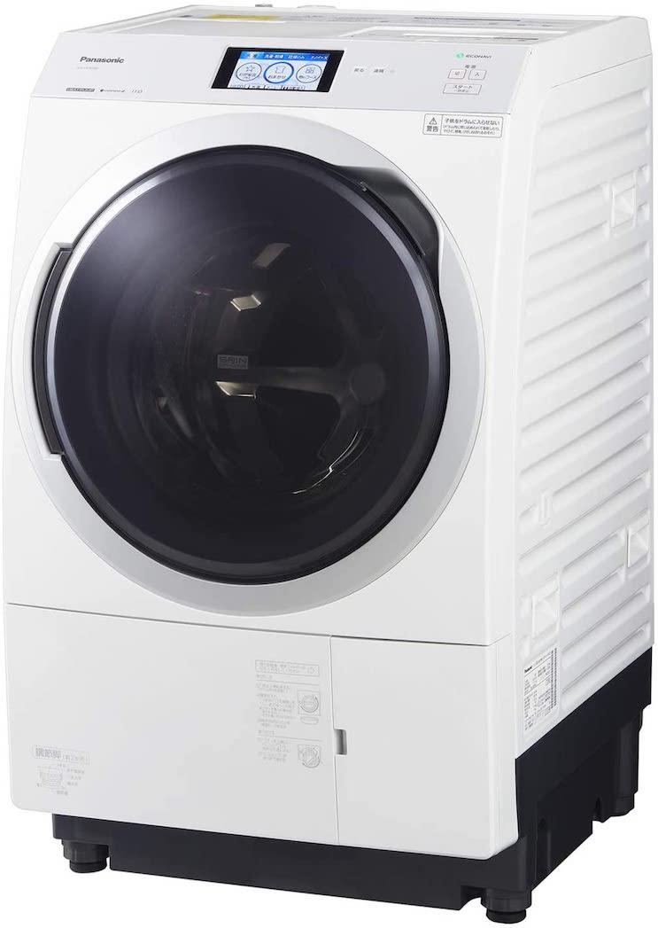 パナソニック ななめドラム式洗濯乾燥機N