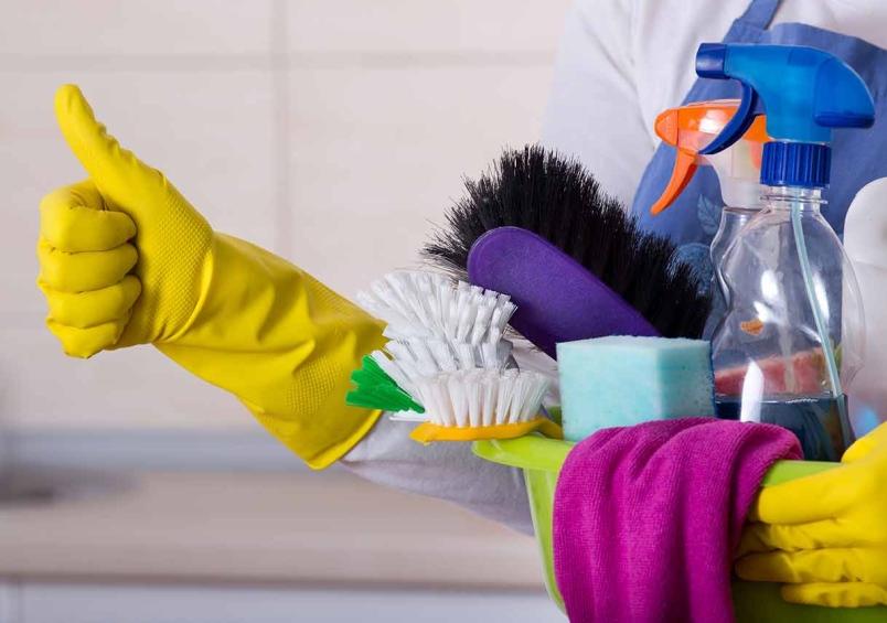 Правила уборки помещения в которым вы находитесь - полезные советы.