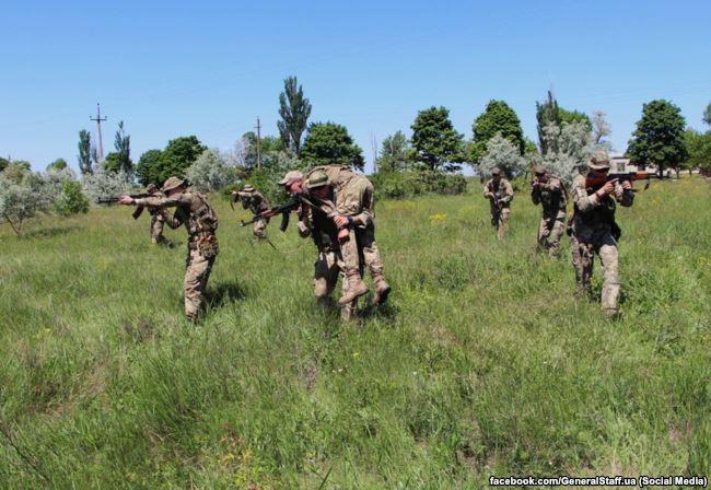 Випускні іспити майбутніх офіцерів ДШВ, 26 травня 2018 року