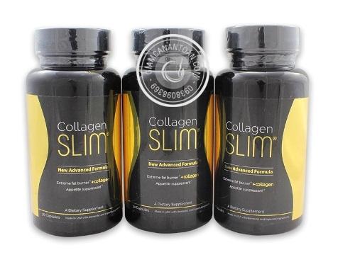 Collagen Slim giúp bạn có được thân hình như ý muốn