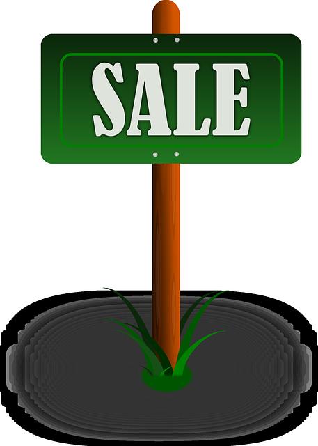 Real Estate, Sign, Sale,