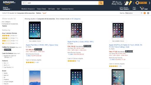 Amazon.com - Trang web mua hàng Mỹ chính hãng được yêu thích nhất ở Việt Nam