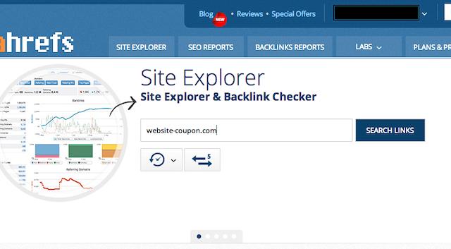 Sử dụng Ahrefs để phân tích, kiểm tra backlink đối thủ rất dễ dàng