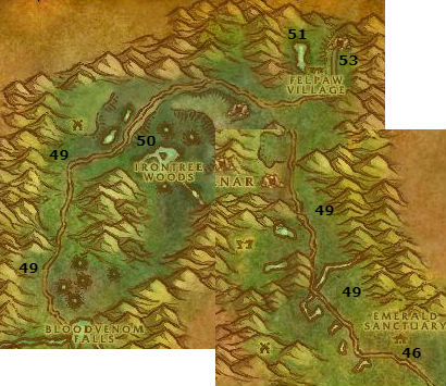 Judgement's Classic WoW Alliance leveling guide 1-60