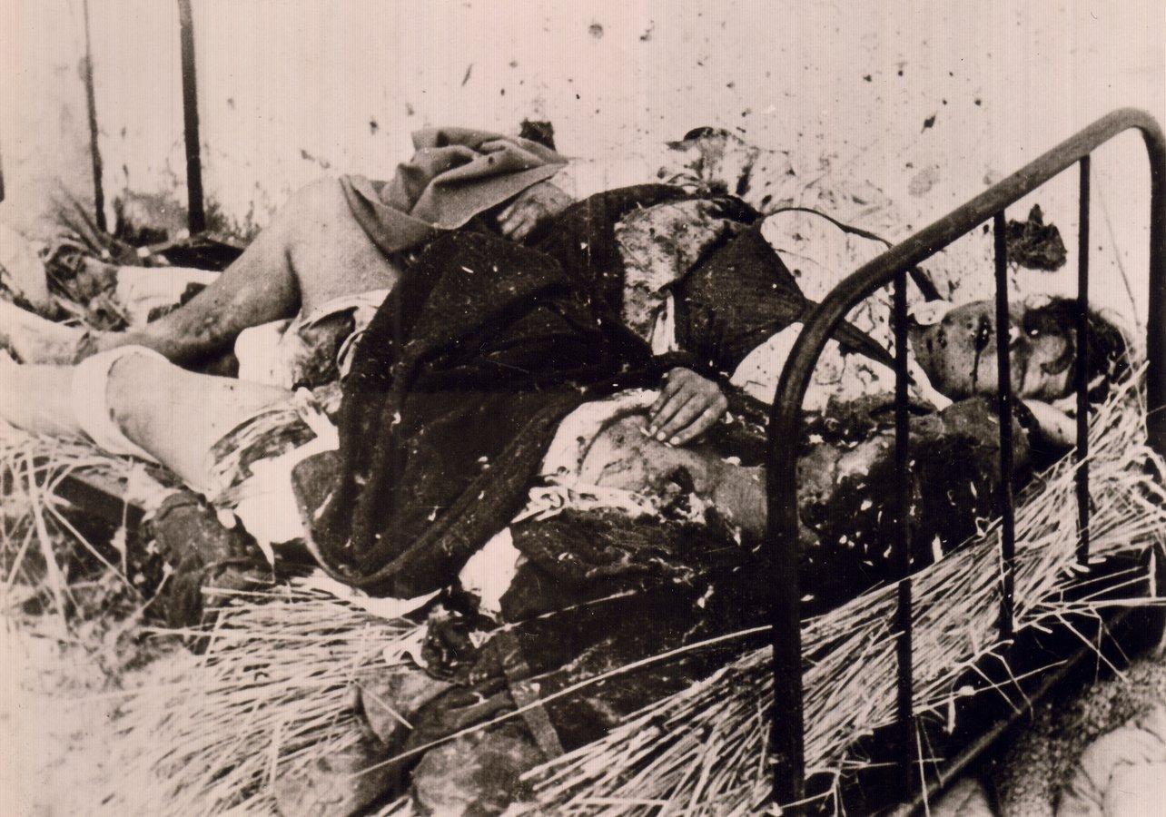 Жертви розстрілів
