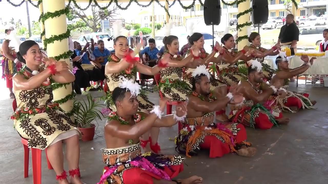 Tongan Traditional Dances performed by Tonga Masani Dancers - YouTube