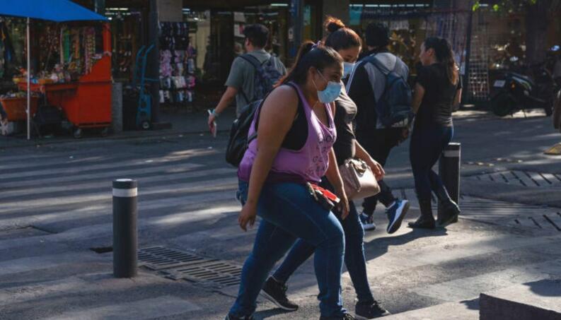mexico es mas vulnerable al coronavirus por obesidad