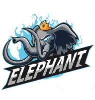 Elephant team logo