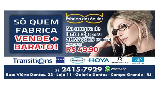 271abd48e Fábrica dos Óculos - Ótica em Campo Grande