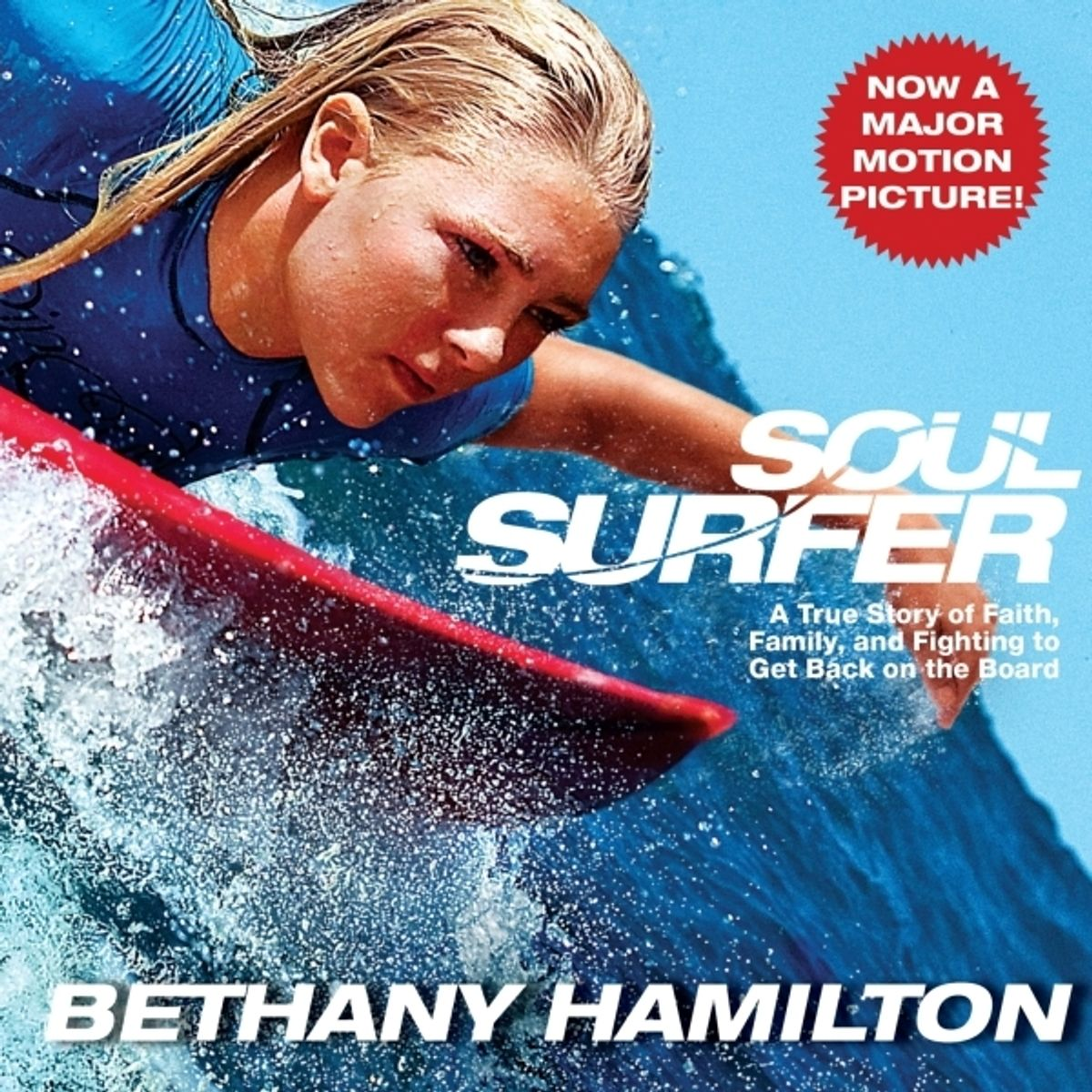 Soul Surfer Audiobook by Bethany Hamilton - 9781608148356 ...