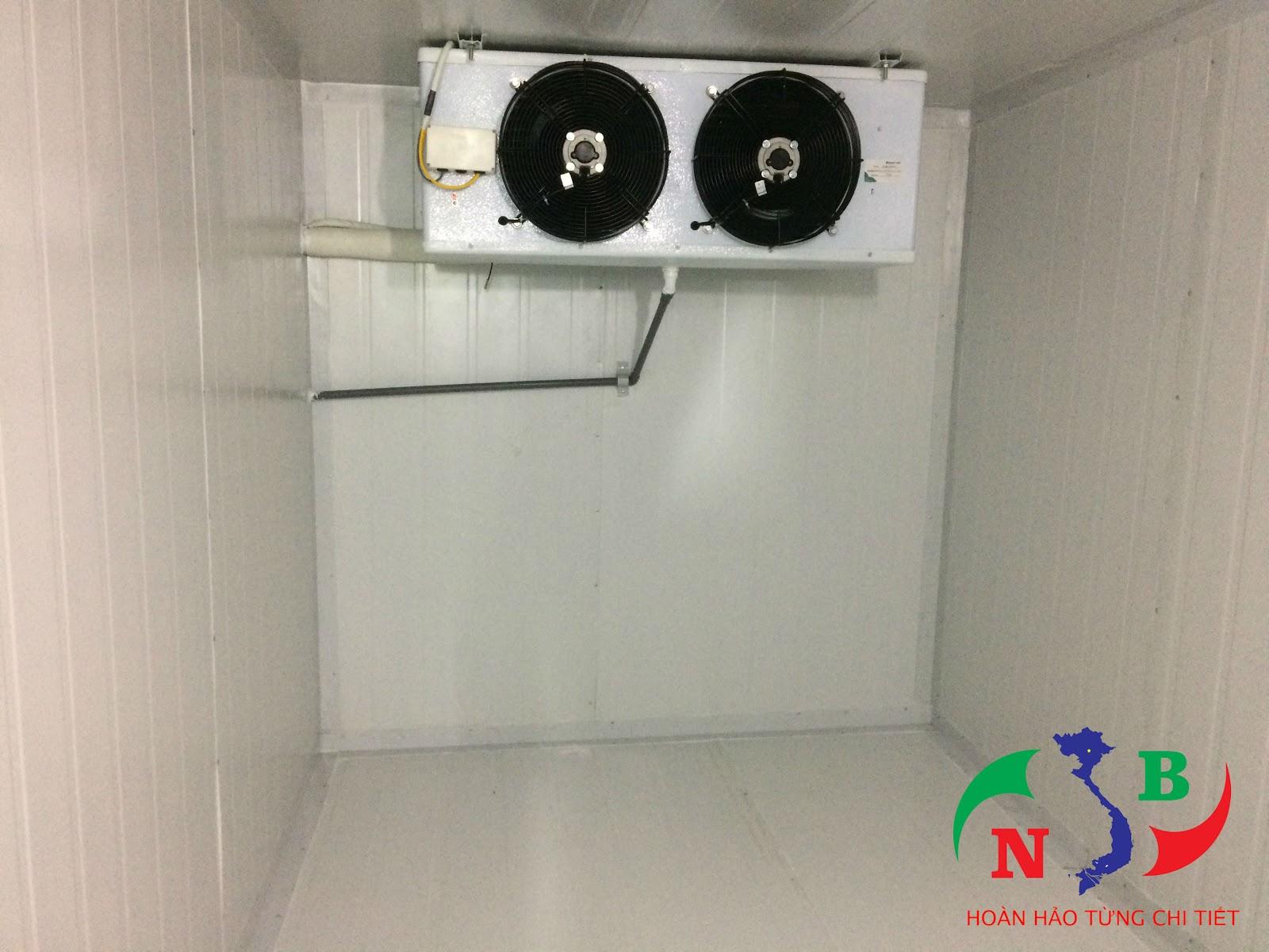 Tham quan dây chuyền sản xuất Panel – Tấm cách nhiệt Kho Lạnh