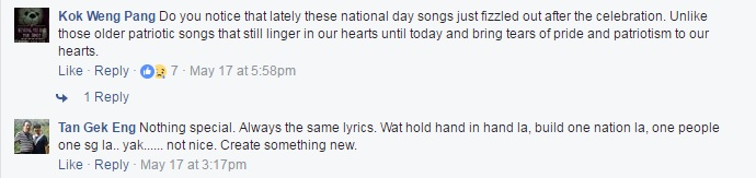 Maybe we don't need a new NDP song every year, Singapore News & Top