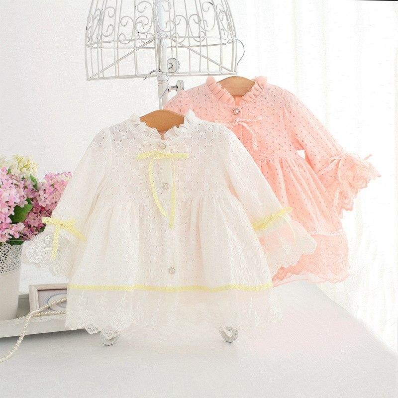 Ubranka do chrztu dla dziewczynki na jesień - Sklep internetowy z ubrankami dla dzieci AZUZA