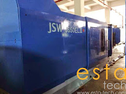JSW J650ELIII-3100H (2006) All Electric Plastic Injection Moulding Machine