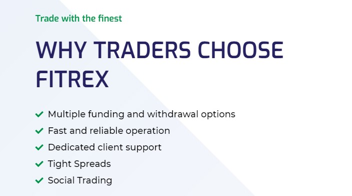 Fitrex scam broker platform deep and equitable review review