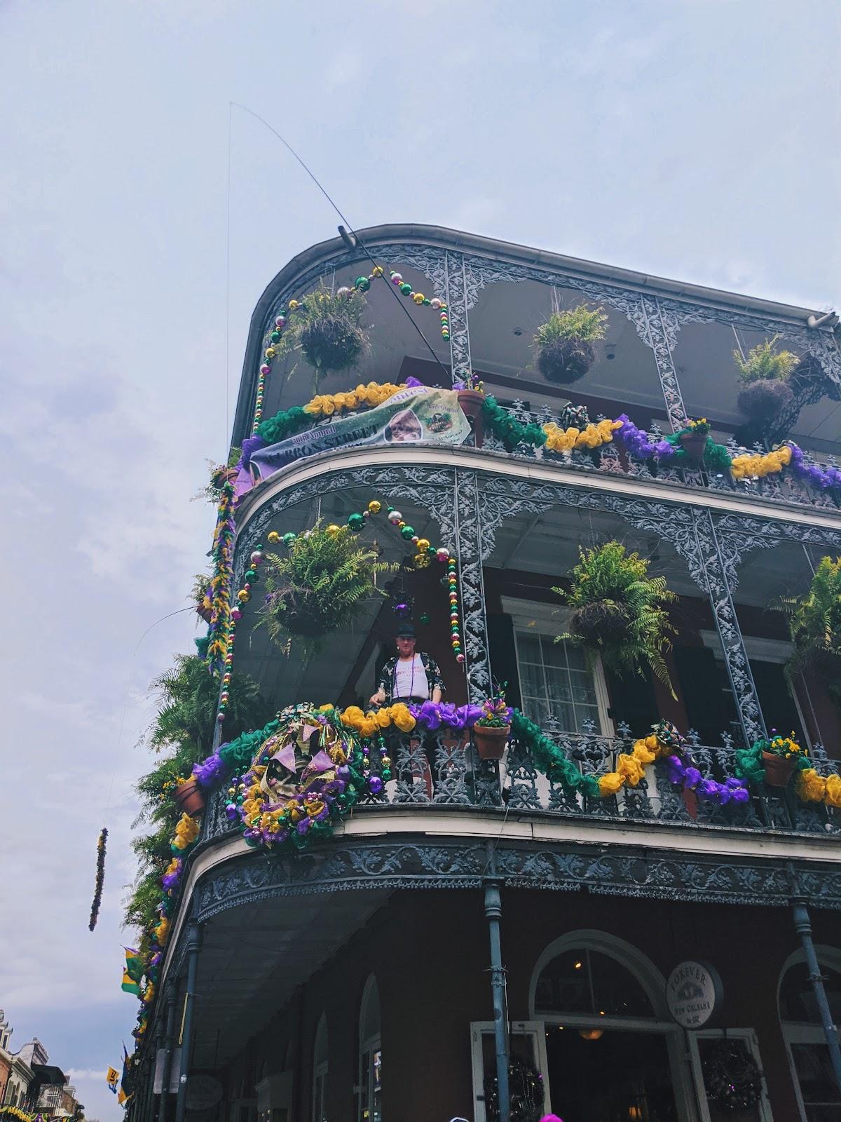 פסטיבלים באמריקה הכי שווה מרדי גרא ניו אורלינס לואיזיאנה