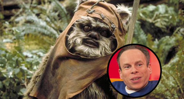 Warwick Davis Reveals He's Returning for 'Star Wars: Episode VII'