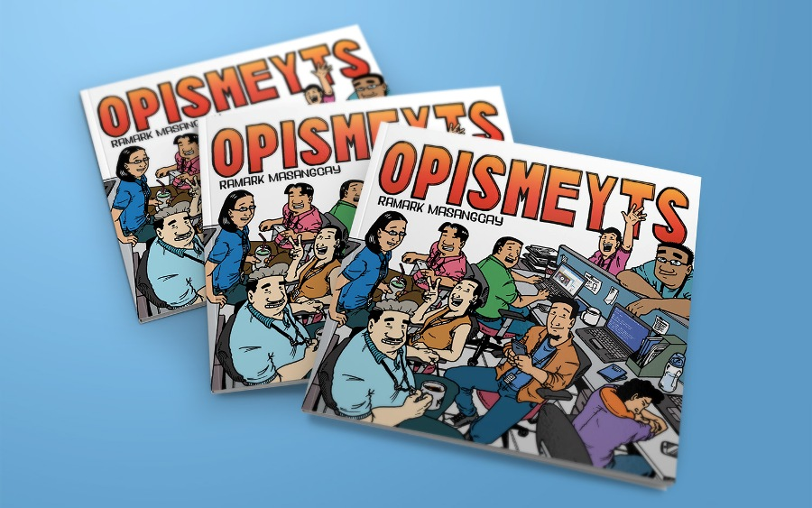 Opismeyts Volume 1 for only PHP 350