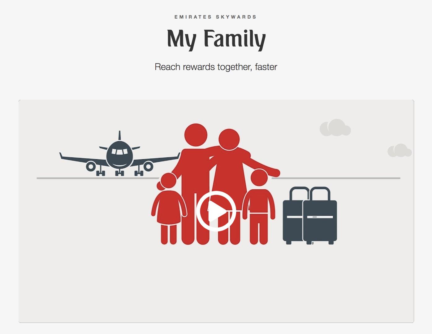 My family program
