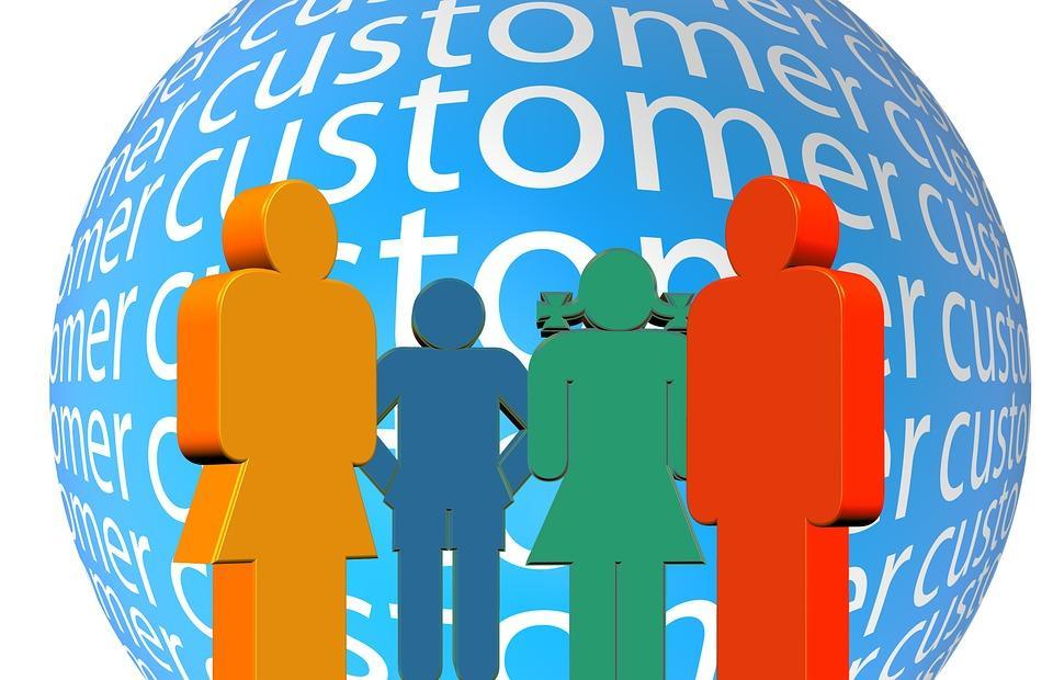 Family, Customer, Target Group, Ball, Round, Buyer