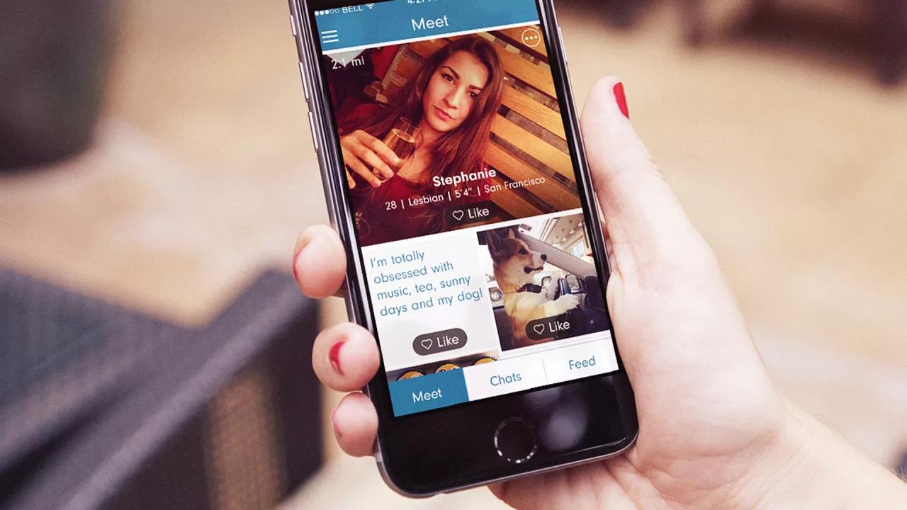 Image of Her app