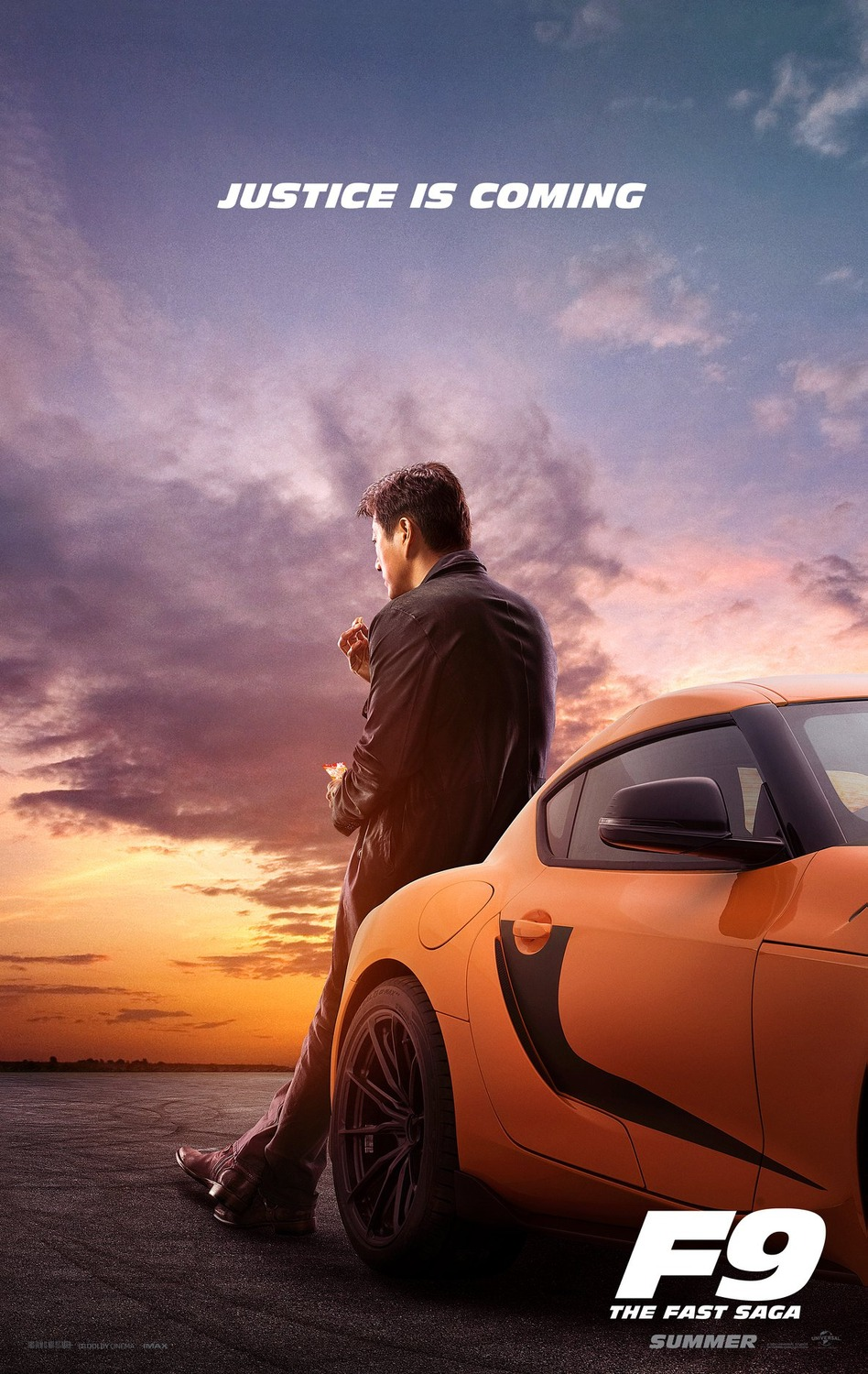 Fast And Furious 9 Han New Movie 2020 Poster 21x14 36x24 Silk Free Shipping Ebay