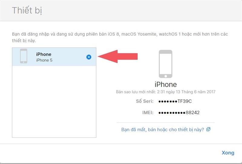 Cách mở khóa iPhone khi quên mật khẩu