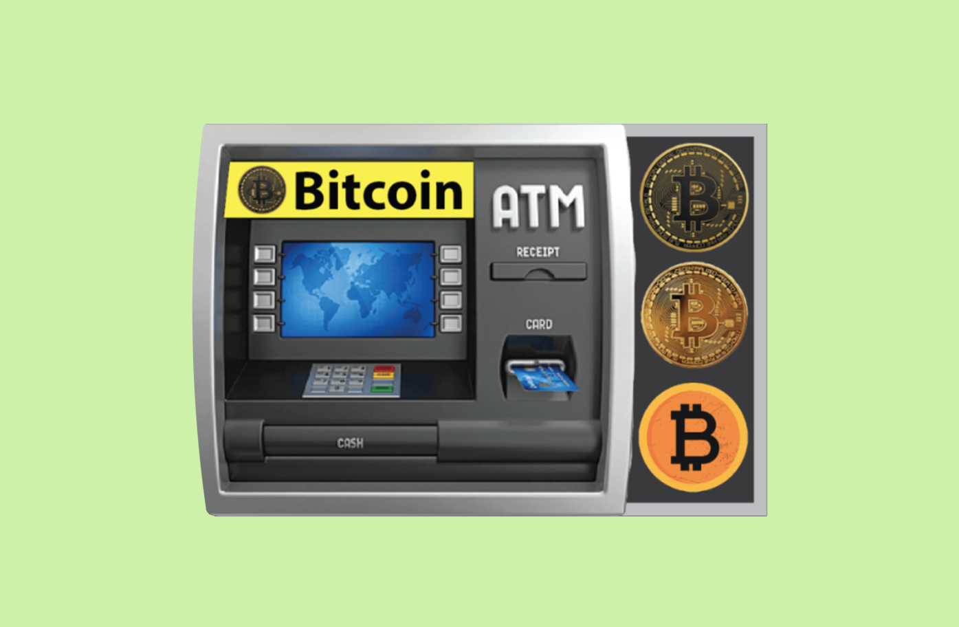 how to buy crypto with Bitcoin ATM